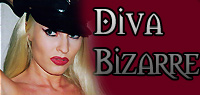 Visit gorgeous deluxe bombshell Mistress Diva Bizarre right now!
